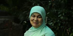 The Muslim Womens Association's Maha Abdo.