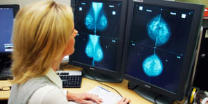 Breast screening clinics in Sydney are temporarily closing due to the pandemic.