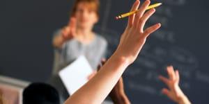 'The joy of teaching':Plan to find 3700 new teachers to plug school shortage