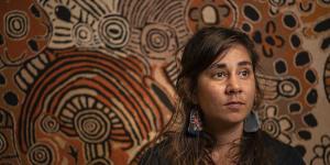 Indigenous artist's final wish will fight kidney disease on his homelands