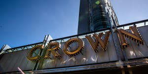 What would it take for a casino like Crown to actually lose its licence?