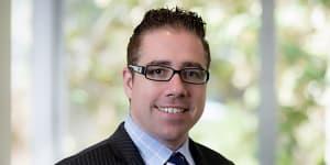 Sydney lawyer Nathan Buckley.