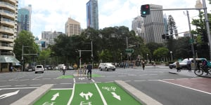 'Innovative' cycleway down middle of Sydney's Oxford Street scrapped
