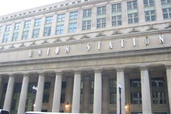Chicago's Union Station.