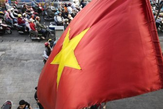The Vietnamese government retains tight control on the media