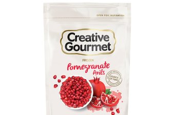 Creative Gourmet's frozen pomegranate arils were recalled nationwide in April.