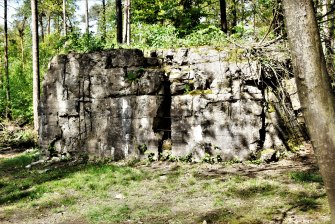 Scott's Bunker, a German fortification captured by the Australians at Polygon Wood on September 26, 1917.