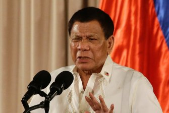 Rodrigo Duterte vowed to eliminate illegal drugs, corruption and bureaucratic red tape when he became president.