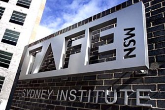 Labor wants to put TAFE at the centre of higher education policy.