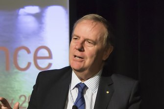 Future Fund chairman Peter Costello