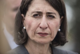 Next year's election is going to be tough for NSW Premier Gladys Berejiklian.