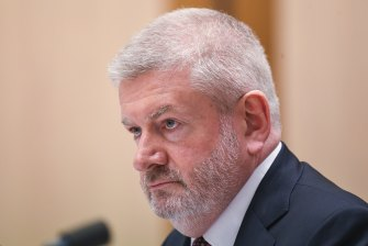 Communications Minister Mitch Fifield is expected to release a report.