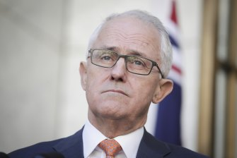 """Indifference and resistance"" cannot continue, says Malcolm Turnbull."
