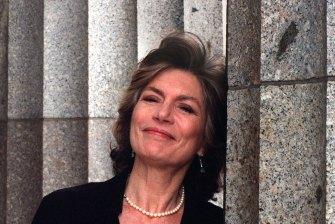 Jill, Duchess of Hamilton.