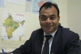 Yateender Gupta, director of Australian India Film Fund