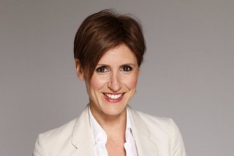 ABC journalist Emma Alberici.