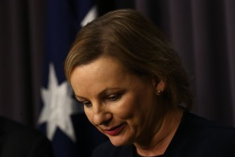 Sussan Ley said an end to the live sheep export industry would not harm the Australian economy.