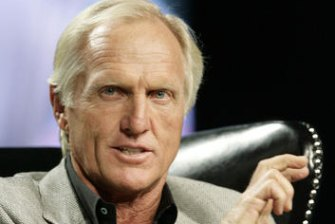 Golfing legend Greg Norman was recruited to lobby Donald Trump over tariff exemptions.