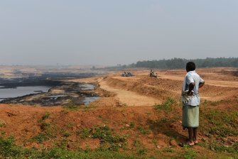 Adani's mining operations in India have allegedly caused serious  environmental damage.