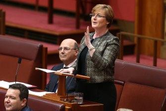 WA senator Linda Reynolds.