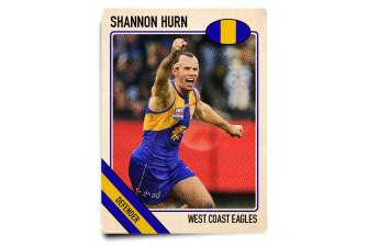 The new kick-in rule will unleash the potential of players such as Shannon Hurn.