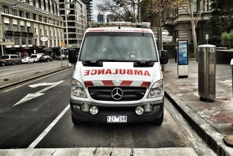 Ambulance Victoria recorded a 14.7 per cent increase in the number of family violence-related attendances in the year to June.