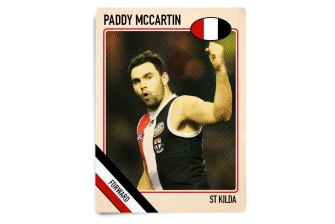 Paddy McCartin may be the type of player who gets a boost from the 6-6-6 rule.