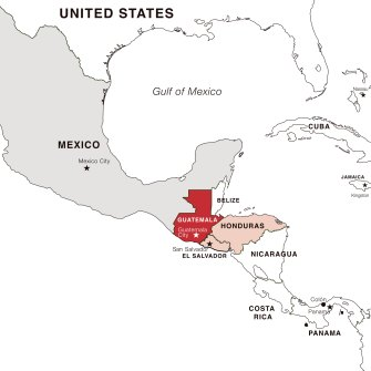 The Northern Triangle of Central America – Honduras, Guatemala and El Salvador – is one of the world's most violent regions.