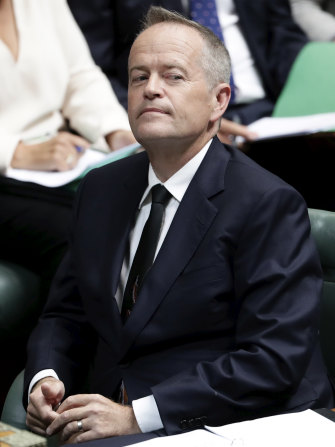 Labor leader Bill Shorten has served two terms as Opposition Leader.