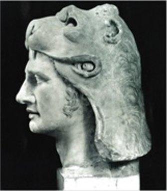 Plate 4: Artist unknown, Mithridates VI, King of Pontus Greek, 1st century BC, marble