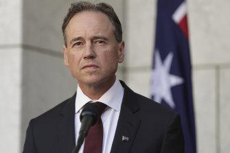Un rapport d'experts médicaux sur le don de mitochondries et son application potentielle en Australie doit être remis au ministre de la Santé, Greg Hunt, ce mois-ci.