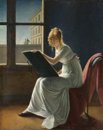 Marie Denise Villers, Marie Joséphine Charlotte du Val d'Ognes (died 1868) 1801