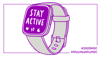 Stay active.