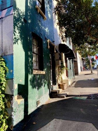 Streetscape, Glebe