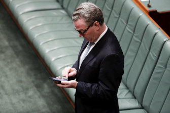 Christopher Pyne has been the Coalition's manager of business in Parliament for a decade.
