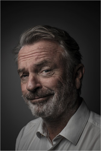 Sam Neill was born in Northern Ireland and lives in New Zealand but has made Australia his second home.