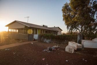 Mr Tinker's Parnpajinya home is set to be demolished.