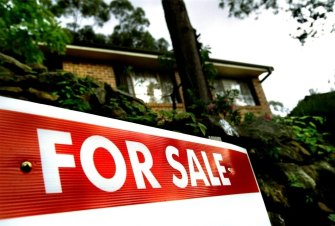The Coalition claims Labor's tax policies will smash the property market.