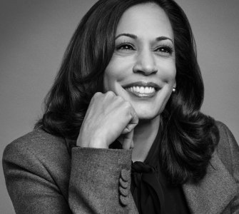 The raising of Kamala Harris felt at times more like a political boot camp: preparation for the fights ahead.