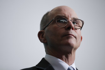 Deputy Chief Medical Officer Professor Paul Kelly reassured leaders after Dutton's diagnosis.