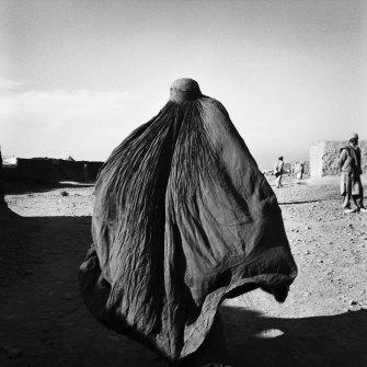 Shamshatoo refugee camp, Pakistan, 2001.