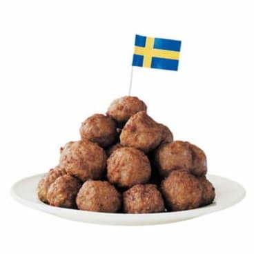 No more Köttbullar? Ikea also plans to serve customers more vegetarian meals.