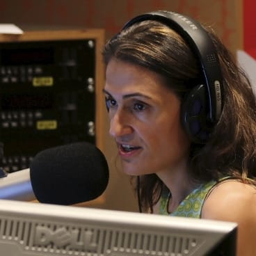 Radio National host Patricia Karvelas