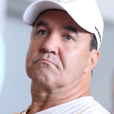 Sage advice: Jeff Fenech has explained how Horn can have a chance against Crawford.
