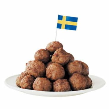 No more Köttbullar? Ikea also plans to serve customers more vegetarian meals.