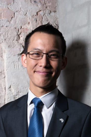 Cherrybrook Technology High School maths teacher Eddie Woo.