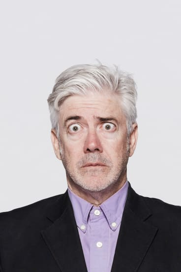 Actor, comedian and writer, Shaun Patrick Micallef.
