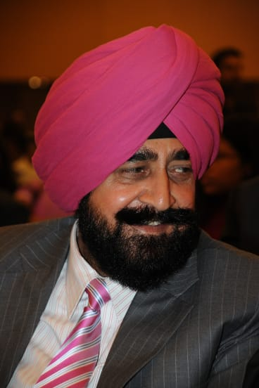 Nirmal Singh Bhangoo was arrested and jailed in January 2016 and later charged with conspiracy and fraud offences.