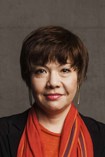 Kataoka has the great respect of the artists of her generation, says Eunjie Joo, curator of contemporary art at San Francisco's Museum of Modern Art.