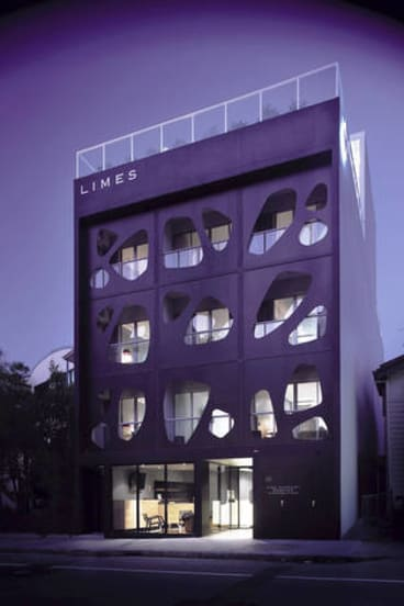 Limes Hotel in Fortitude Valley.